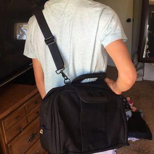Brenthaven laptop shoulder crossbody men's bag